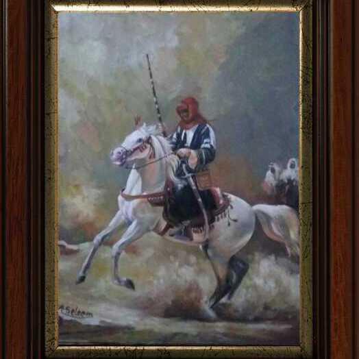 Arabian Warrior 2