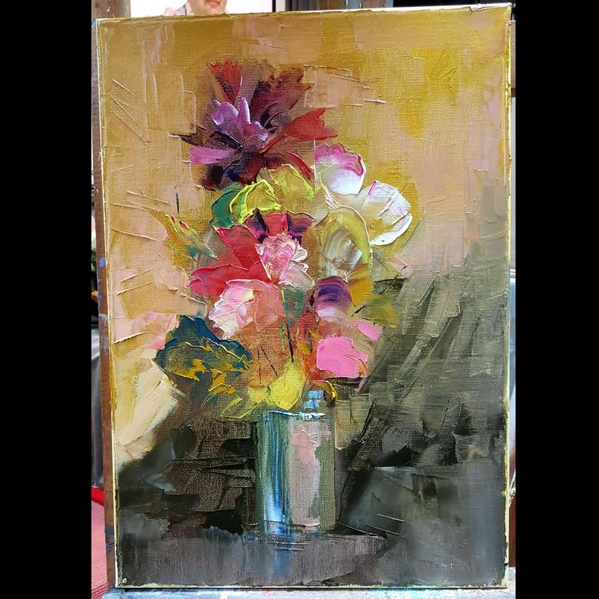 فازة الورود