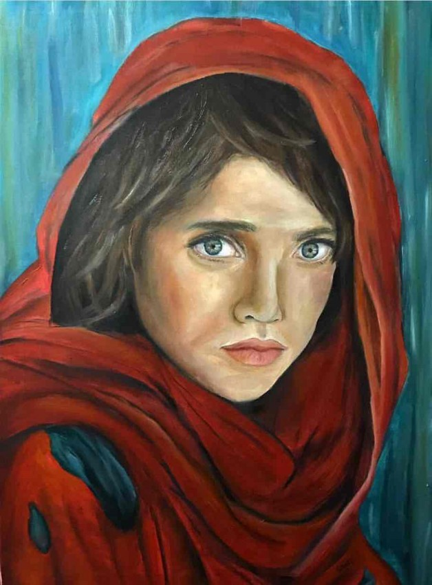An Afghan Girl
