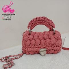 Lady's Handbag (Handmade)
