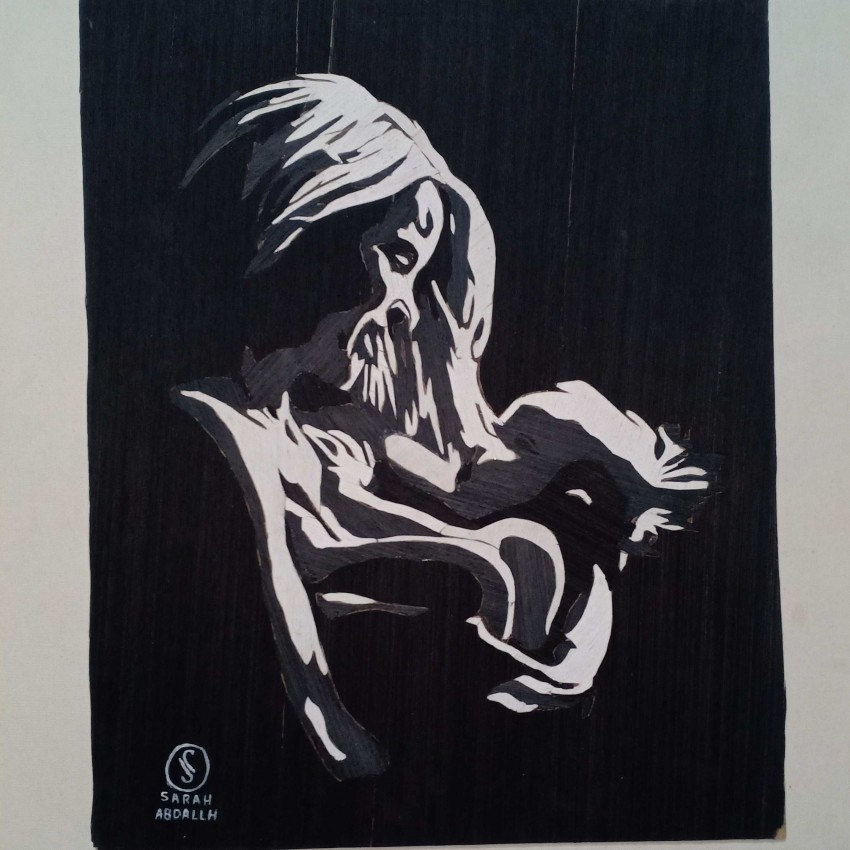 Motherhood  (Wood Veneer)