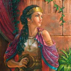 الملكة زنوبيا