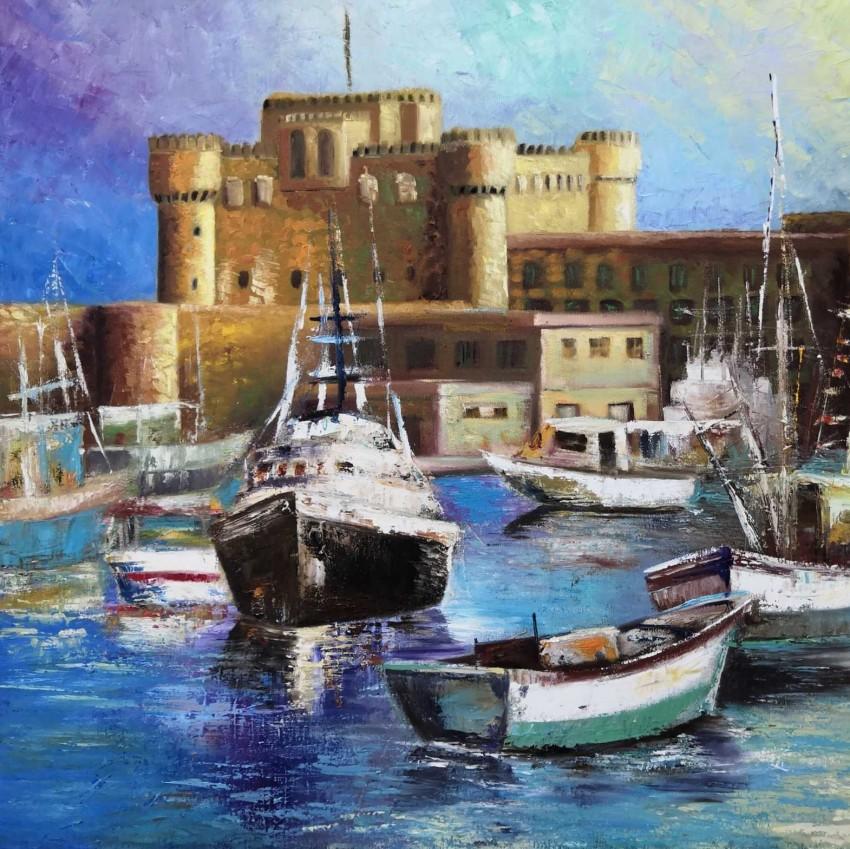 Alexandria Qaitbey Citadel