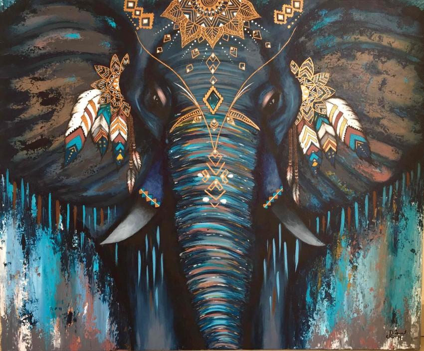 فيل هندي