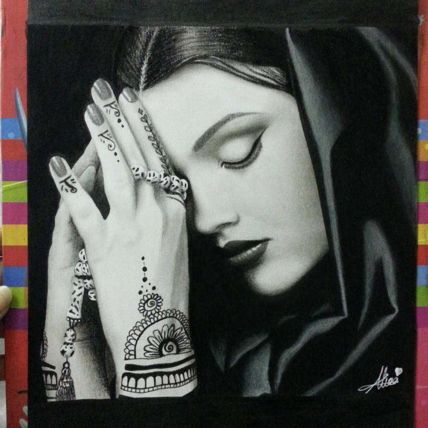 إمرأة هندية