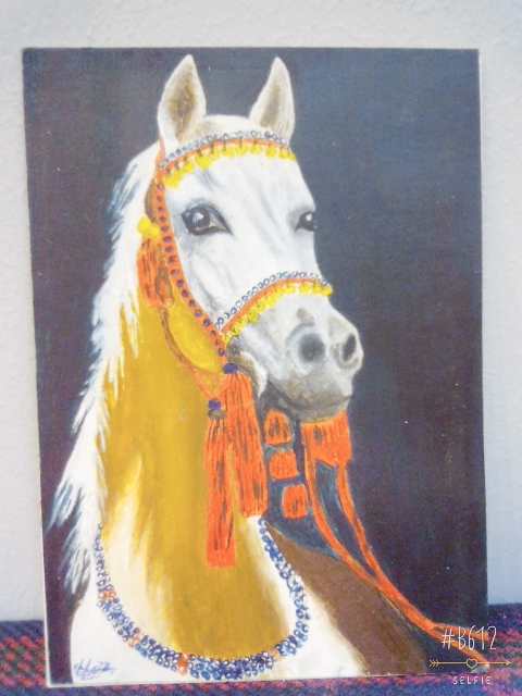الحصان العربي