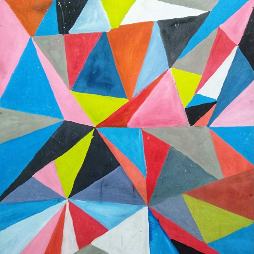 مثلثات دافنشي