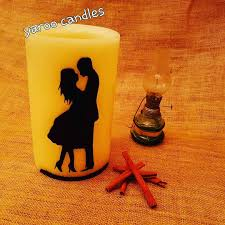 شمعة المحبة