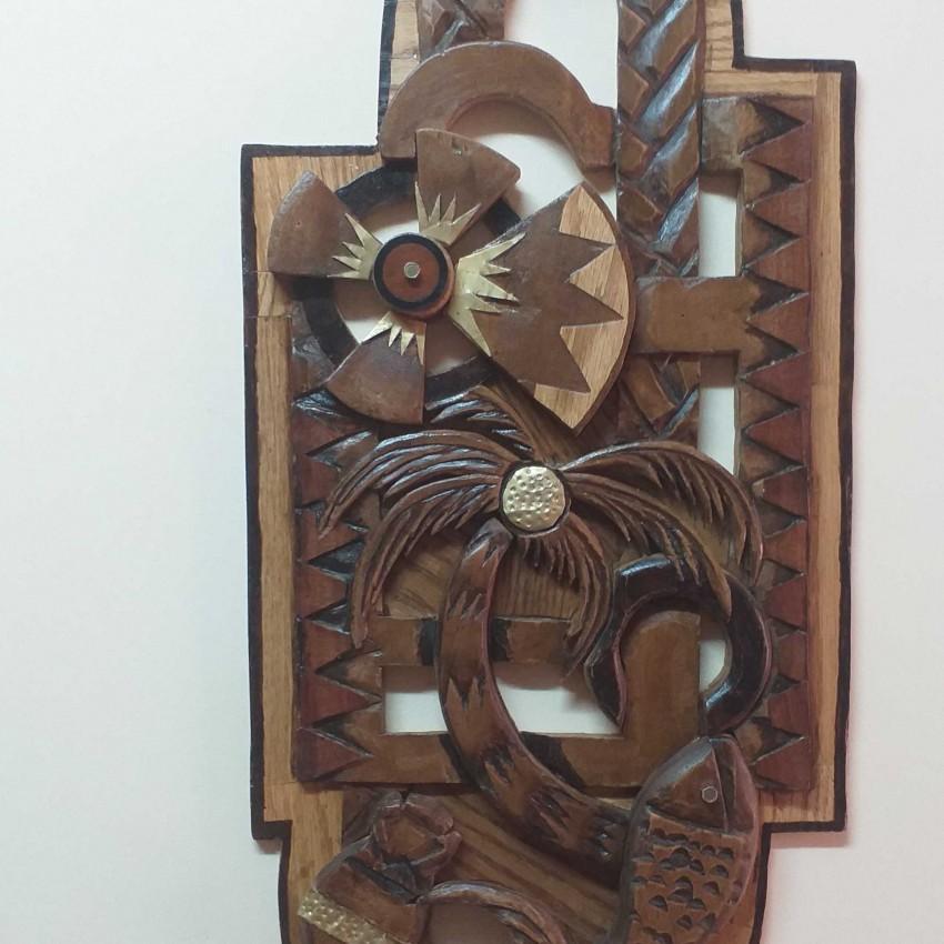 Spoon (Carved Wood)