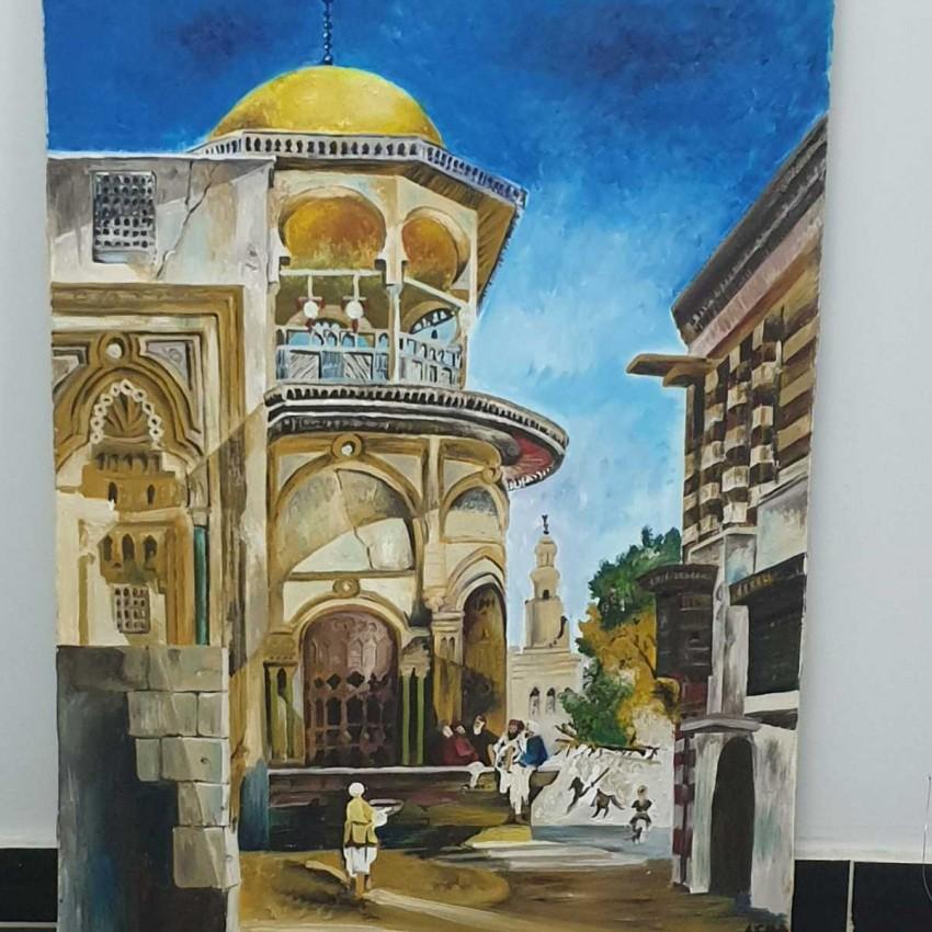 Orientalist Art  (Copied)