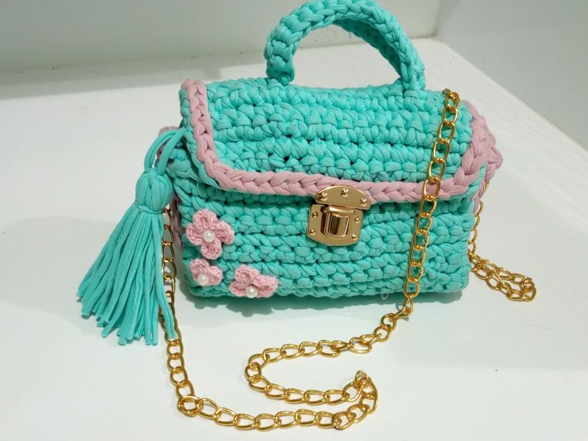 Crochet Lady's Bag