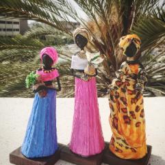 تماثيل افريقية