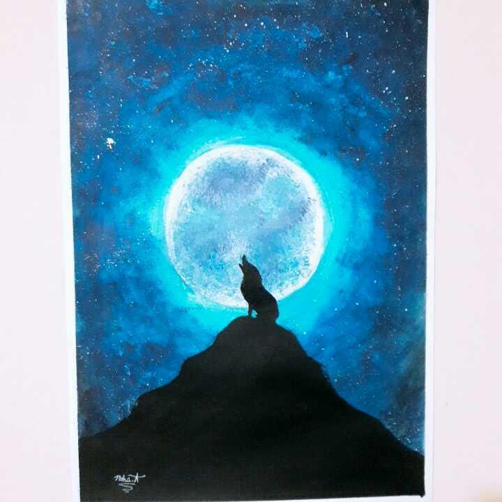 The Night Wolf