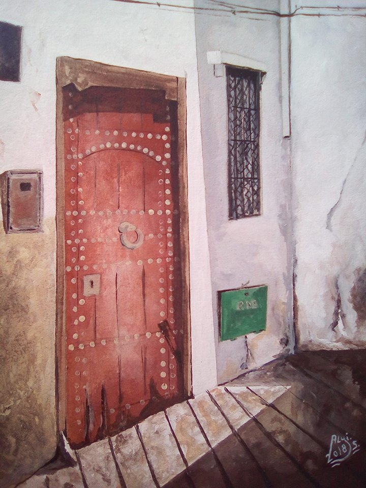 The Alley's Door
