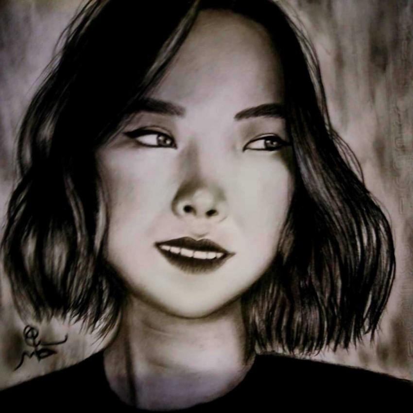فتاة كوريا