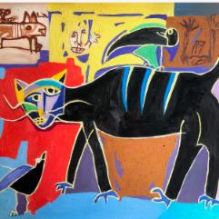 قطة مصرية