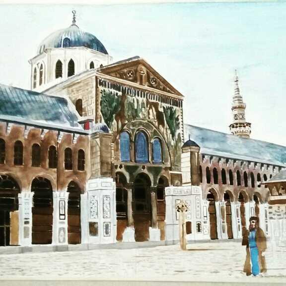 Al Amawy Mosque