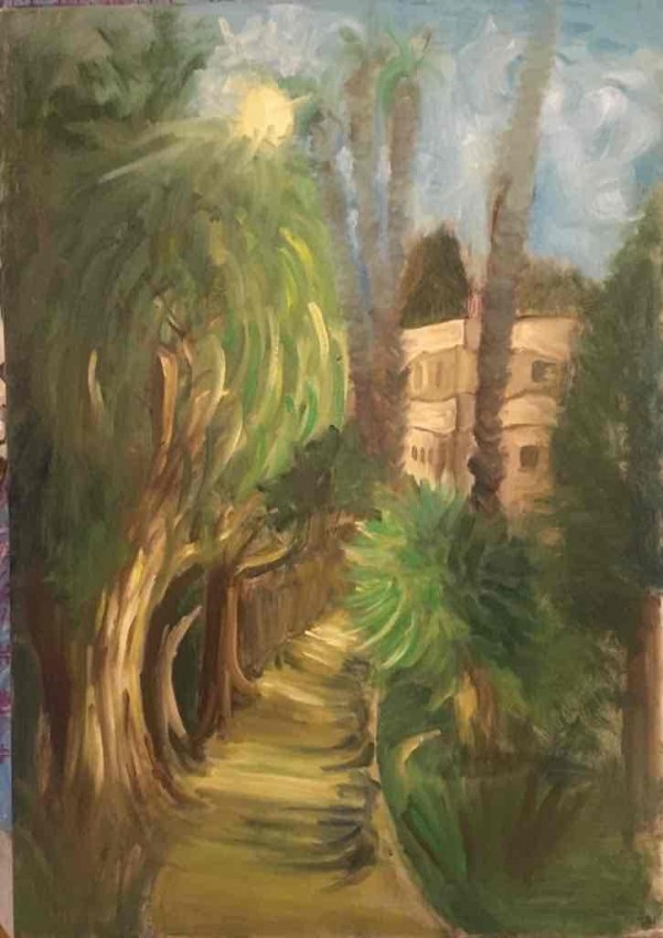 حديقة الاورمان