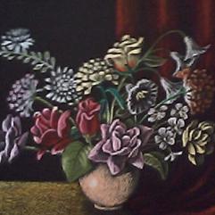 زهور في فازة