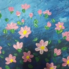 زهور الحياة