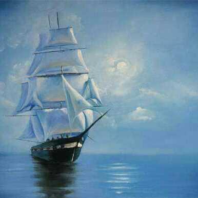 سفينة تائهه