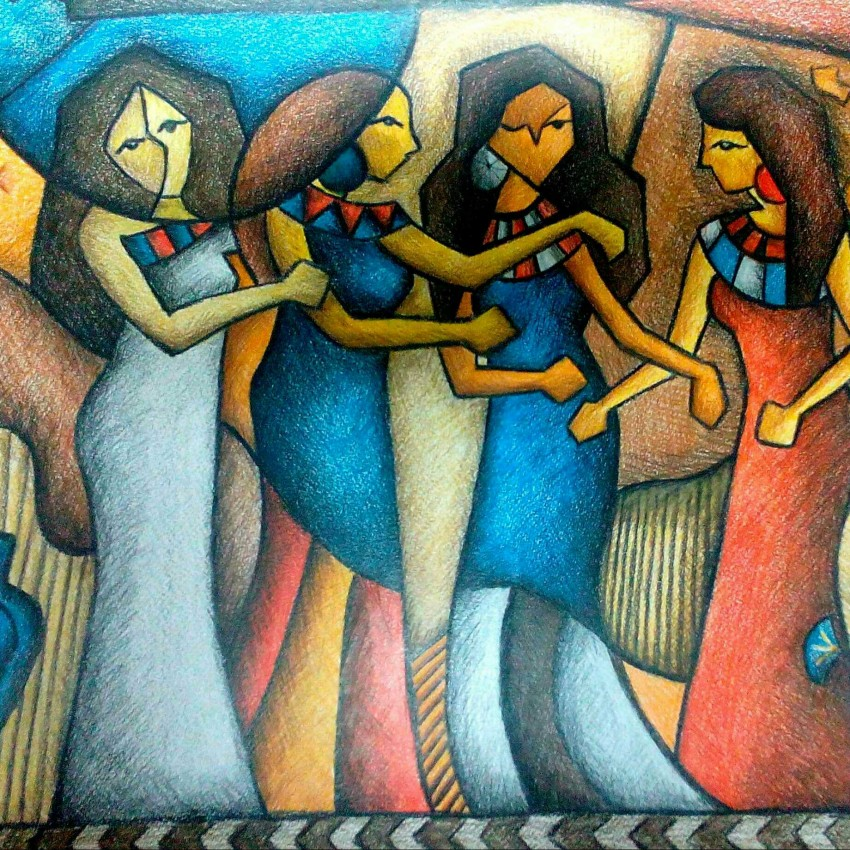 راقصات فرعونيه ٢