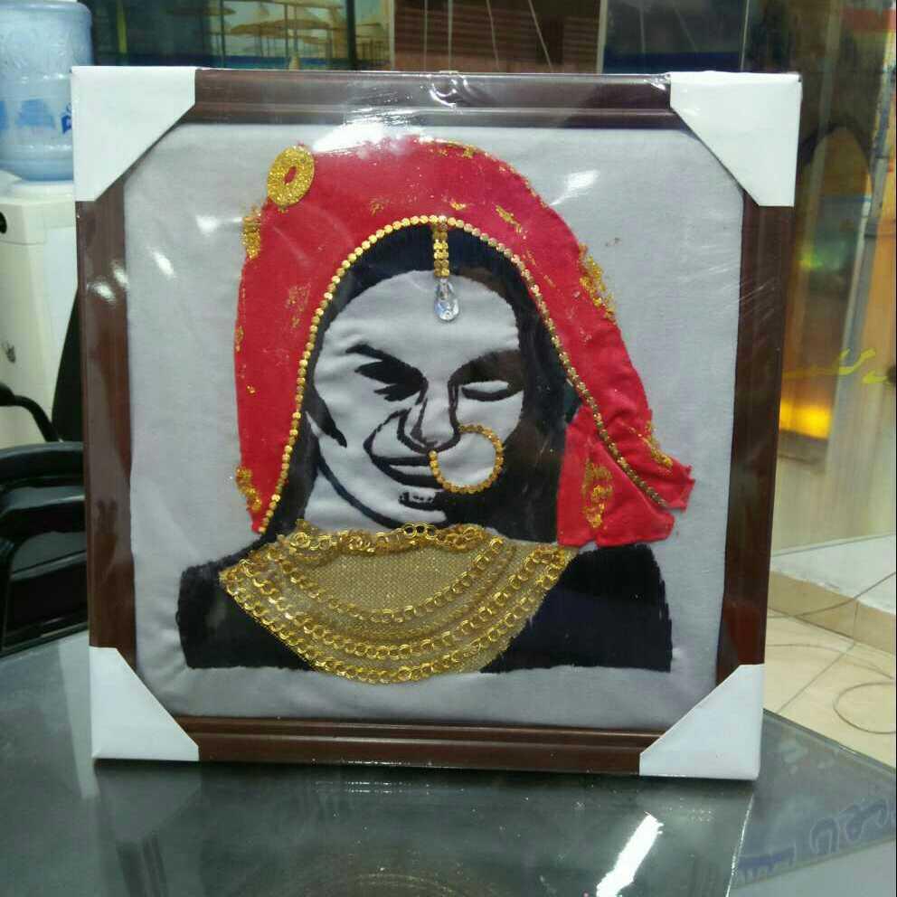 امرأة هنديه
