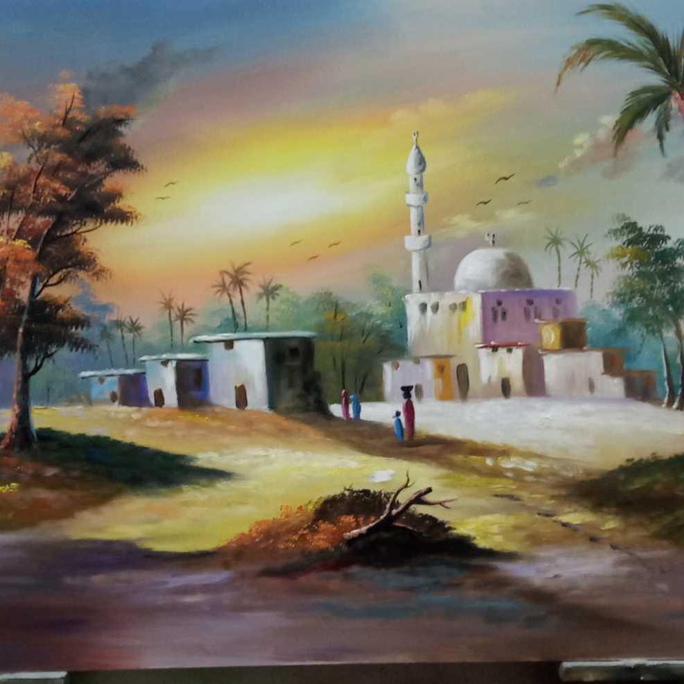 طبيعه ريف مصر