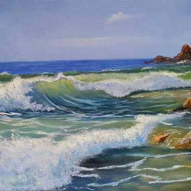 موج البحر 2
