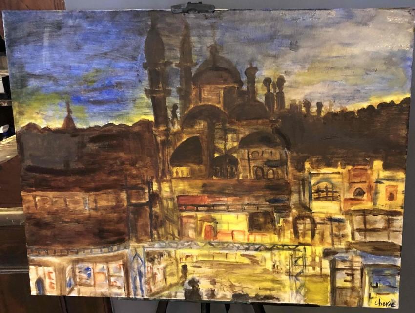 مسجد قديم