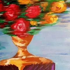 انثى الورد