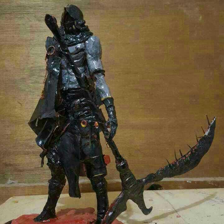Assassin Statue