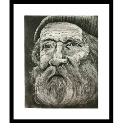 الرجل العجوز