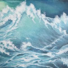 امواج البحر