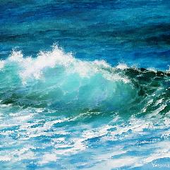 موجة خضراء