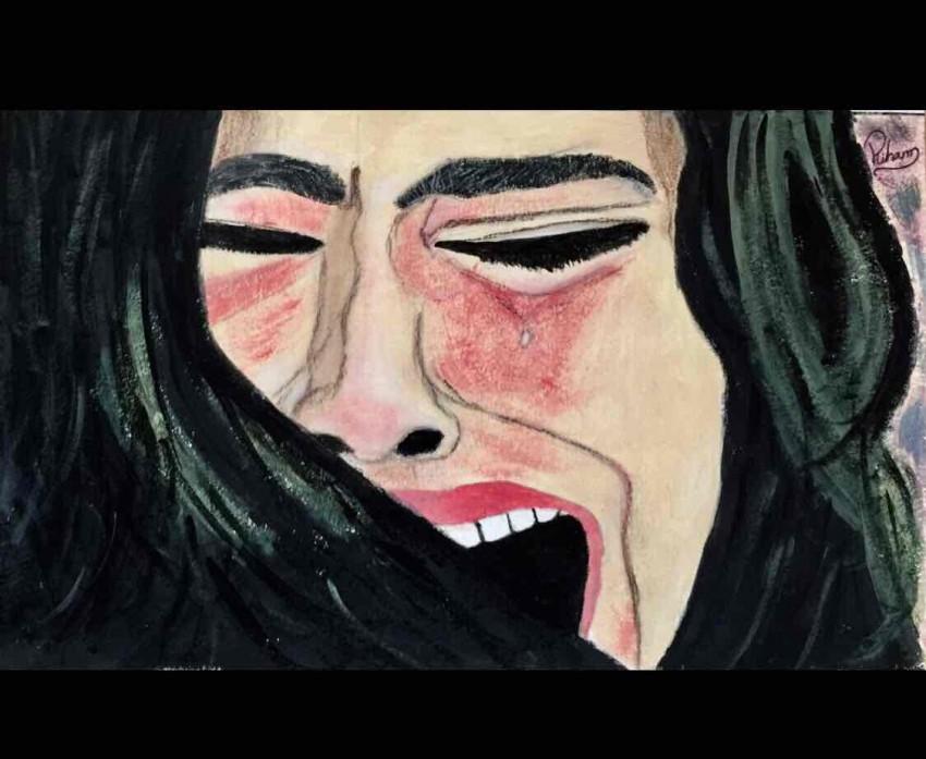 Woman's Suffering