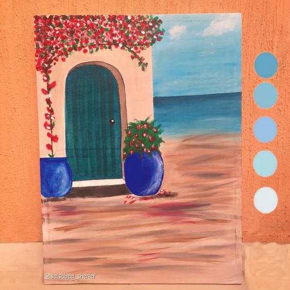 بيت الشاطئ