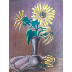 فازة زهور ٤