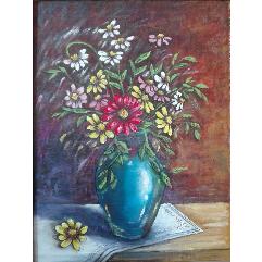 فازة زهور ٥