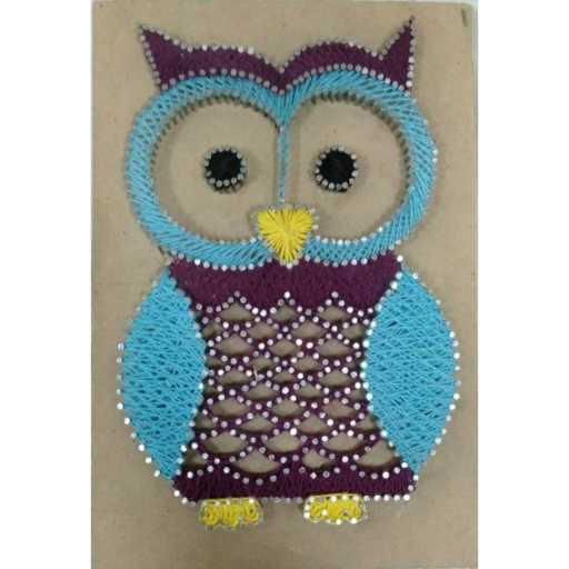 Owl (String Art)