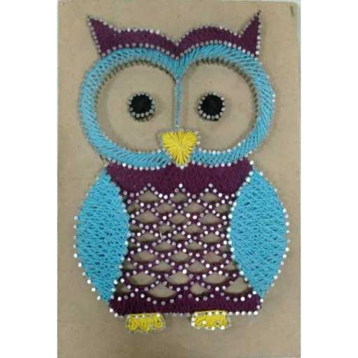 Owl (String Art)