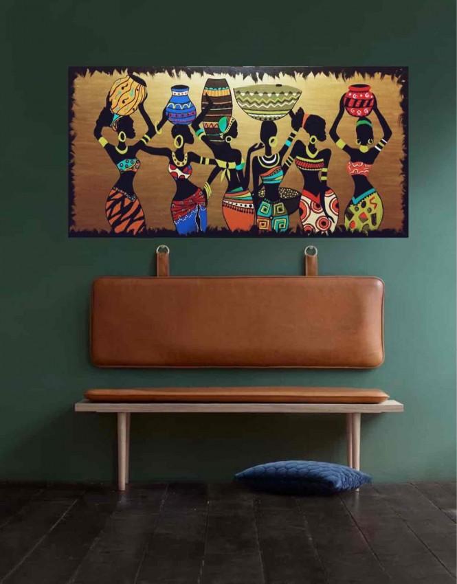فن افريقىً