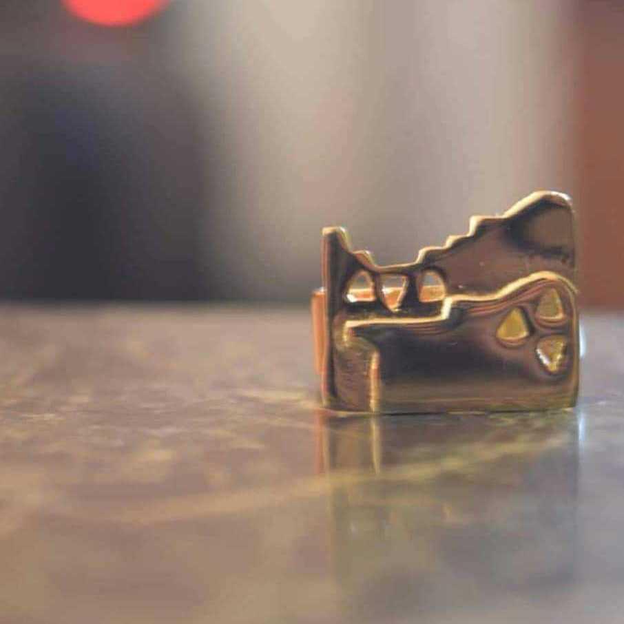 Nubian Ring