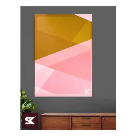 Geometric Abstract Artwork