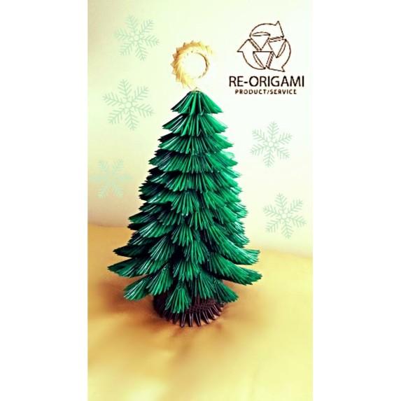 شجرة اوريجامى
