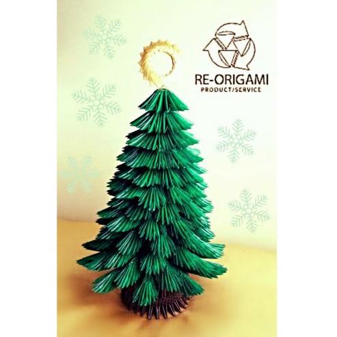 3d Origami Tree (Origami Art)