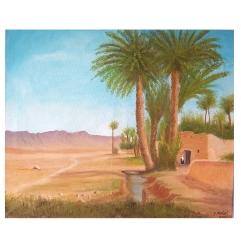 البادية الصحراوية