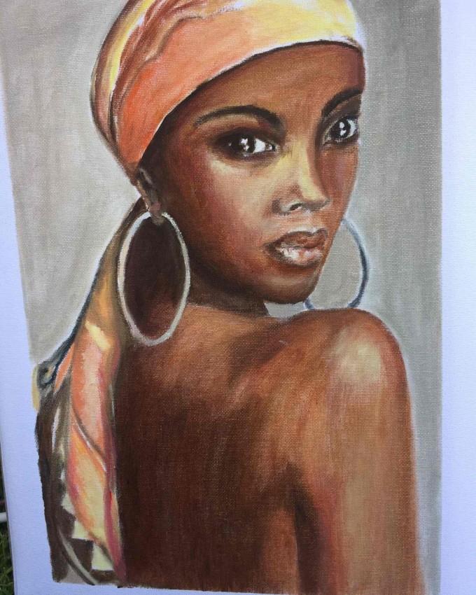 الجمال الأفريقي