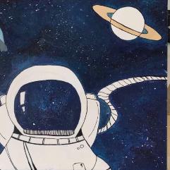 رجل الفضاء