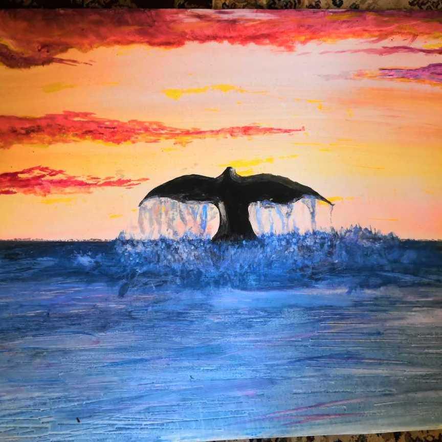 مرح الحيتان